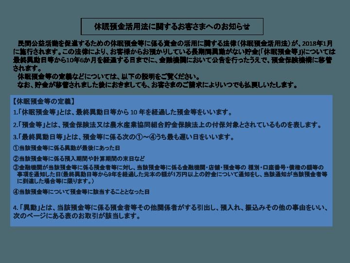 休眠預金活用法1