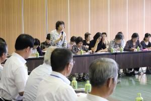 女性部とJA役職員との対話集会 (2)