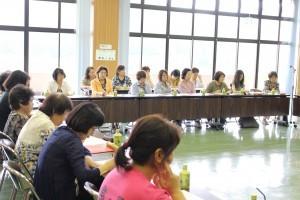 女性部と役職員との対話集会 (2)
