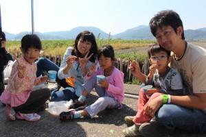 家族で大豆を育てよう (9)