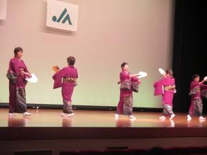 惣津地区の舞踊