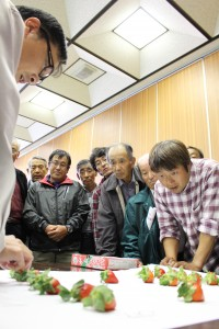 いちご出荷協議会2015 (2)